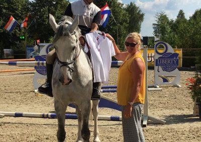 Jumping Heeswijk 2018 Anke Offermans (10)