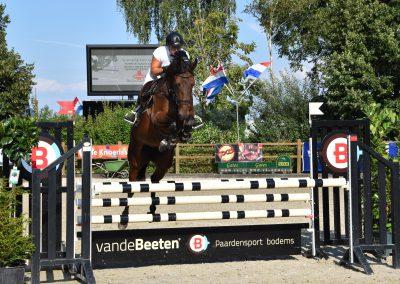 Jumping Heeswijk 2018 Anke Offermans (11)