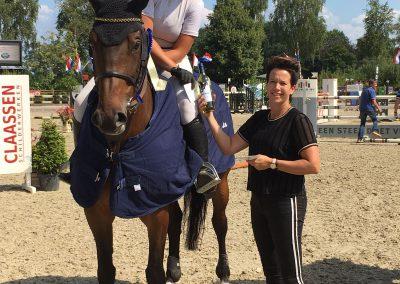 Jumping Heeswijk 2018 Anke Offermans (9)